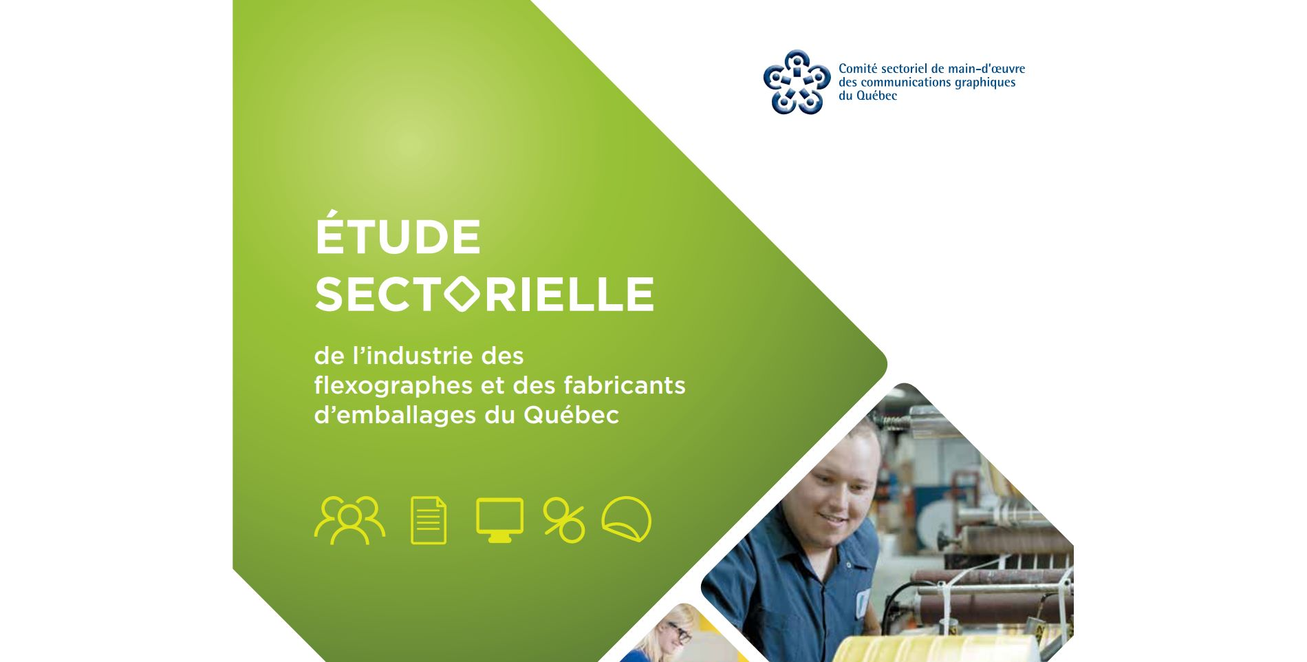 CSMOCGQ | Sectorial study on the industry of flexographers and